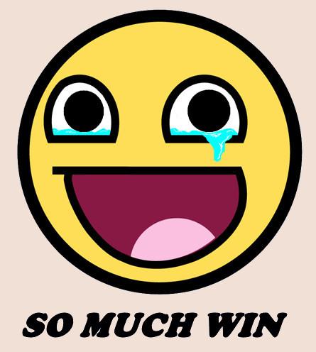 So Much Win!