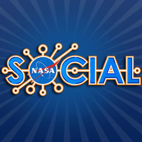 NASA Social logo