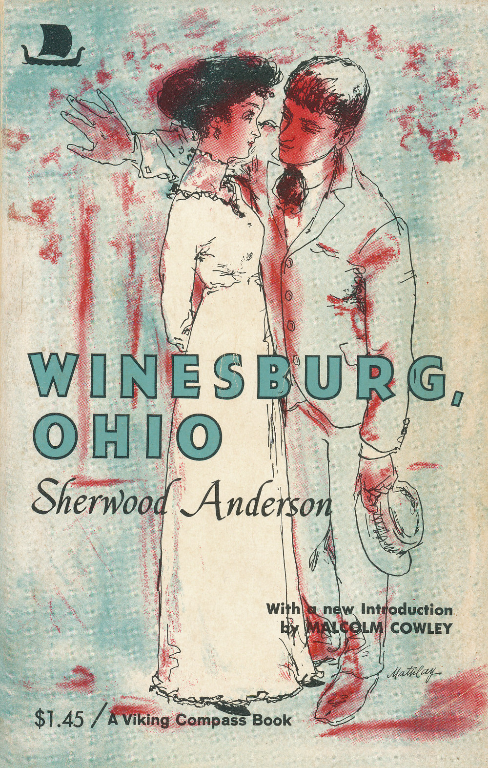 analysis of sherwood andersons winesburg ohio